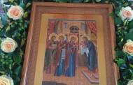 Прощеное воскресенье в храме святых Жен-Мироносиц