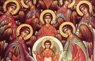 21 ноября – Собор Архистратига Божия Михаила и прочих Небесных Сил бесплотных