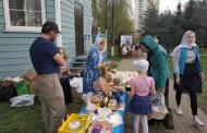 В Великую Субботу прошла наша традиционная ярмарка