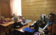 Новый учебный год в Воскресной школе