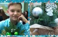 Приглашаем на флористический мастер-класс «Рождественская сказка»