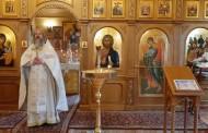 31.05 в 9.00 - Неделя 7-я по Пасхе,святых 318 отцов 1-го Вселенского Собора