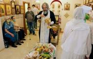 Праздничный молебен в Социальном жилом доме