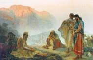 Библеский кружок возвращается с каникул