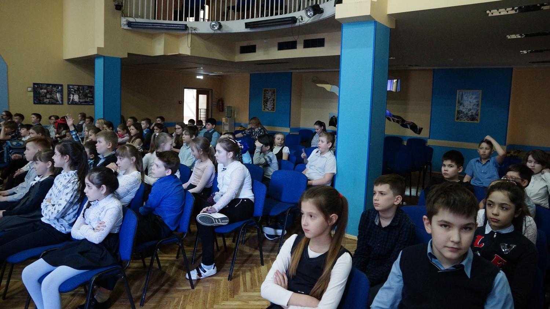 День православной книги в ГБОУ Школа № 1547