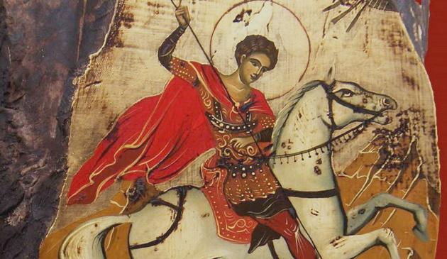6 мая – день памяти великомученика Георгия Победоносца