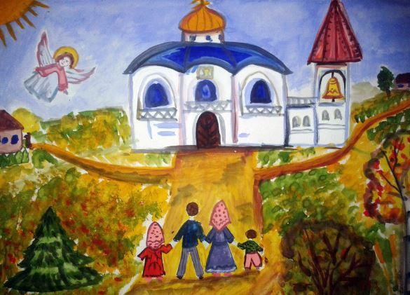 Приглашаем вас принять участие в XIV Международном конкурсе детского творчества