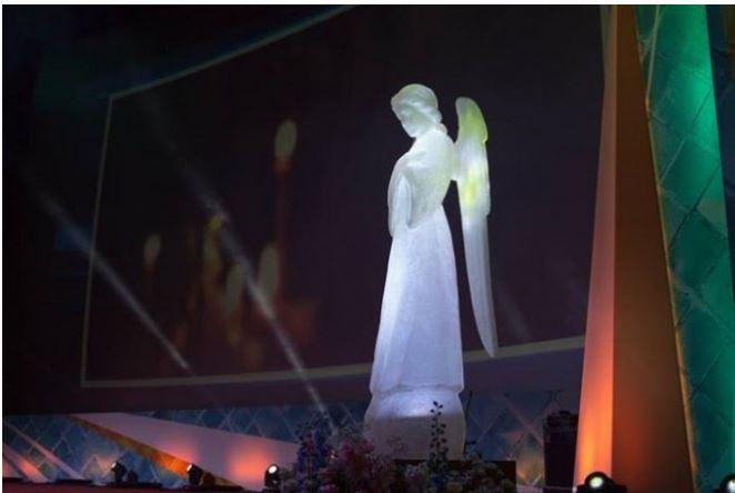 В Москве открылся фестиваля «Лучезарный ангел»