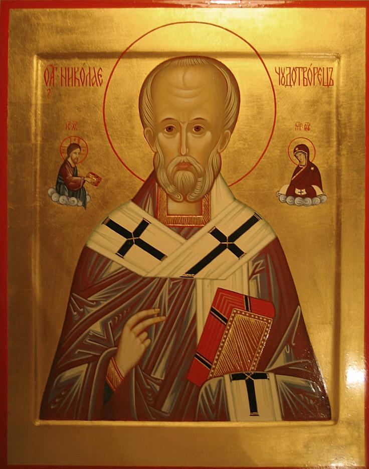 Слово в День памяти Святителя Николая