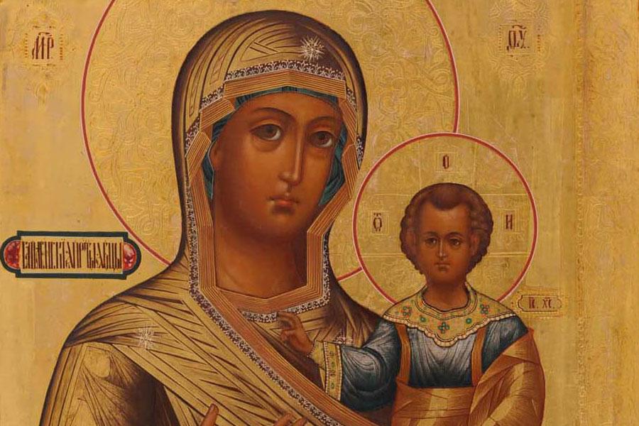 10 августа - день памяти Смоленской иконы Божией Матери
