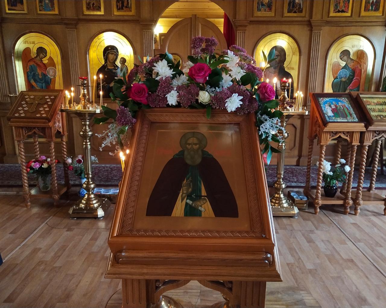 8 октября - день памяти преподобного Сергия Радонежского