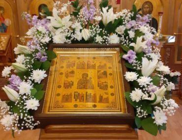 25 октября - День памяти Иверской иконы Божией Матери
