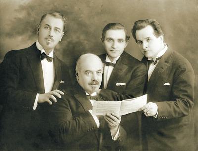 Приглашаем на встречу, посвященную творчеству знаменитой певческой династии композиторов Кедровых