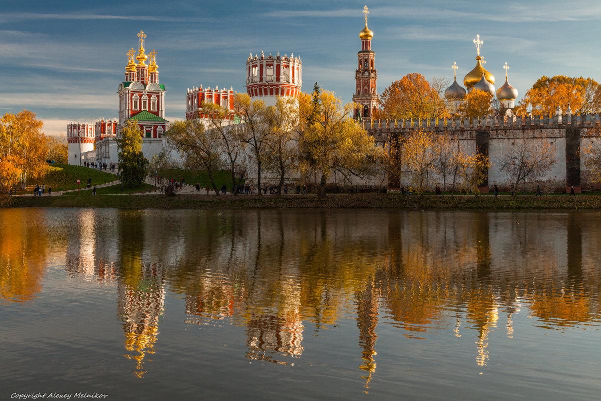 Экскурсия в Новодевичий монастырь