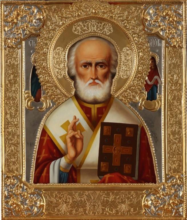 19 декабря - День памяти святителя Николая Чудотворца