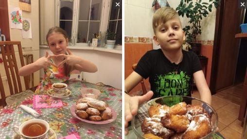Наши пончики